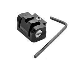 ЦЕЛИК ДЛЯ КОЛЛИМАТОРА LEUPOLD DELTAPOINT PRO REAR IRON SIGHT MATTE