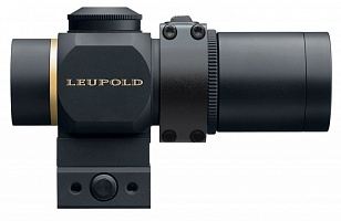 Коллиматорный прицел LEUPOLD Prismatic 1x14mm tactical matte illuminated DUPLEX