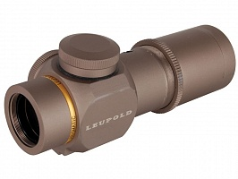 Коллиматорный прицел LEUPOLD Prismatic 1x14mm NWTF Dark Eart illuminated circle plex